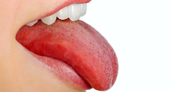 Вкус железа на языке