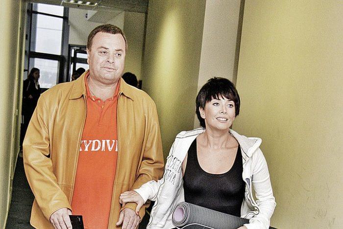 Владимир и Жанна Фриске