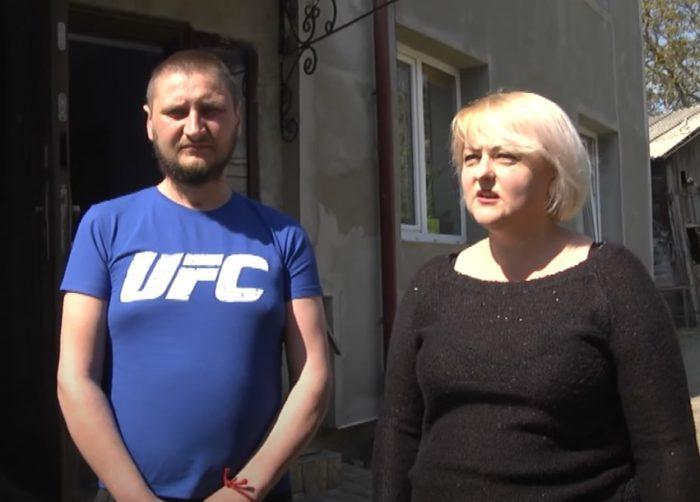 Николай с женой Татьяной