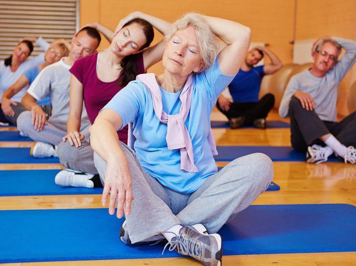Спорт поможет снизить риск болезни Альцгеймера