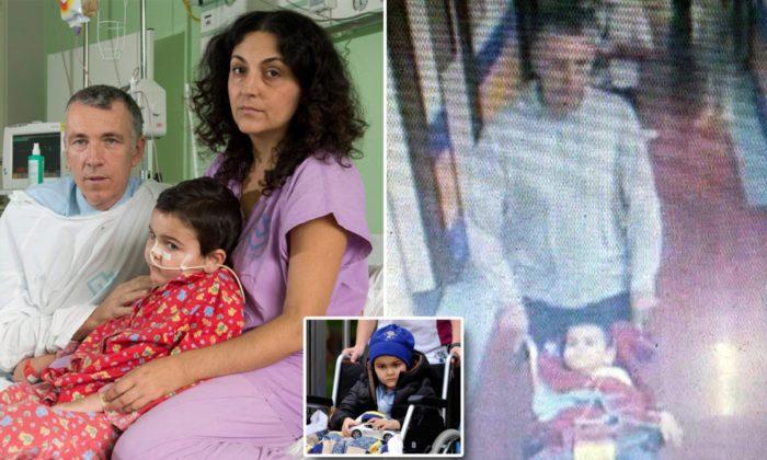Родителям пришлось похищать собственного сына из больницы