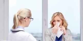 Хроническая заложенность носа