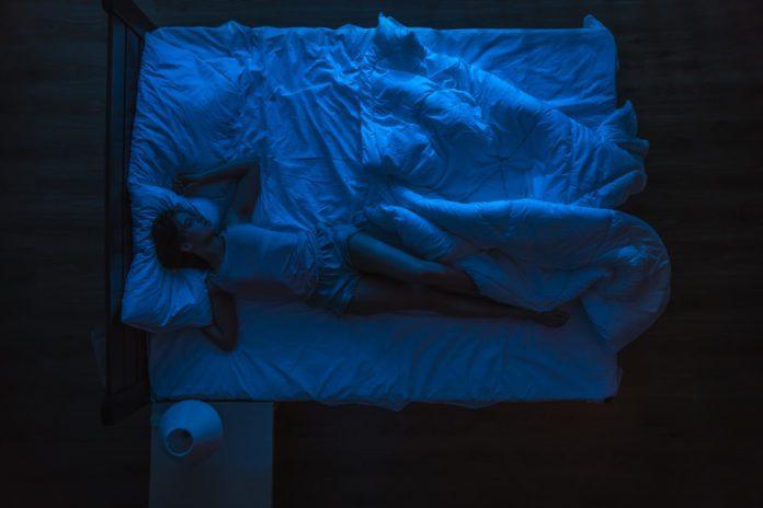 Судороги во сне