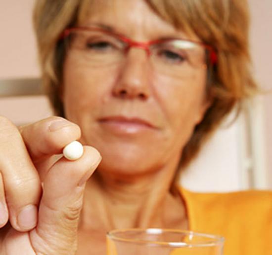 Гормонозамісна терапія