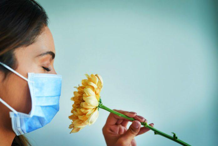 Втрата нюху при коронавірусі