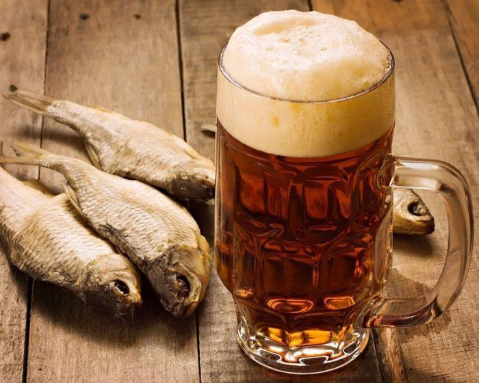 Отдых с пивом и рыбой может оказаться смертельным