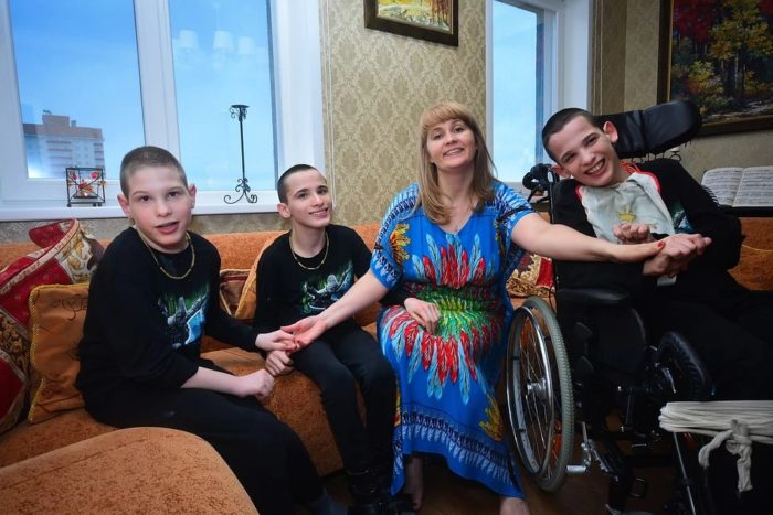 Семья Ароновых
