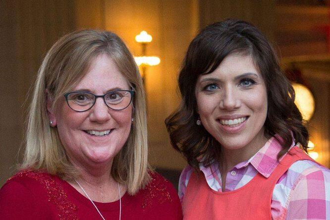 Мелисса и Рут