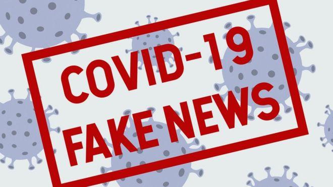 Неправдива інформація про ковід -19
