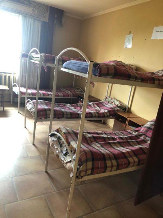 Умови проживання в реабілітаційному центрі