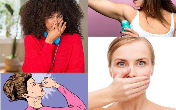 Как пахнут больные люди