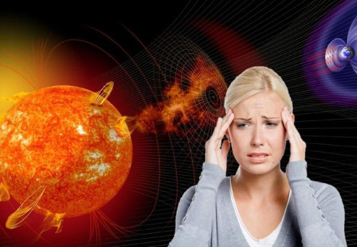 Вплив магнітних бурь на здоров'я