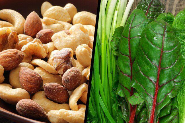 Продукти харчування, які містять магній