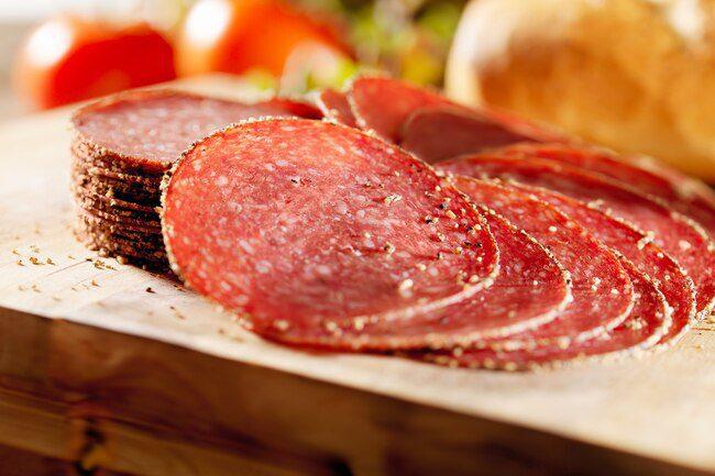 Оброблене м'ясо