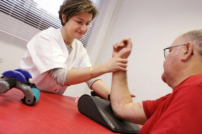 Фізична терапія в період посінсульту