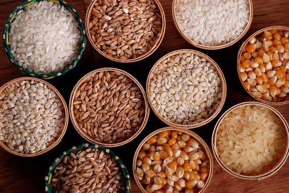 Цельное зерно