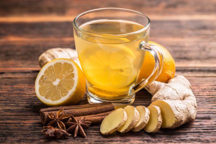 Користь імбирного чаю