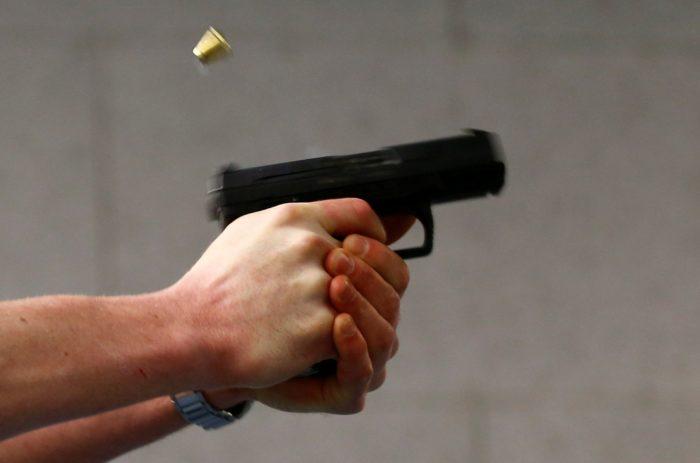 Стрільба з вогнепальної зброї