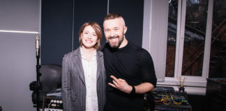 Олена Кравець та Сергій Бабкін
