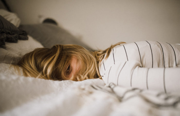 ощущение усталости