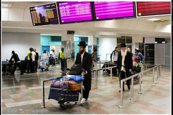 Обмеження на в'їзд хасинів до Умані
