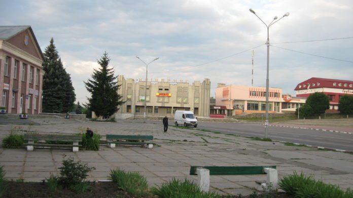 місто Обухів