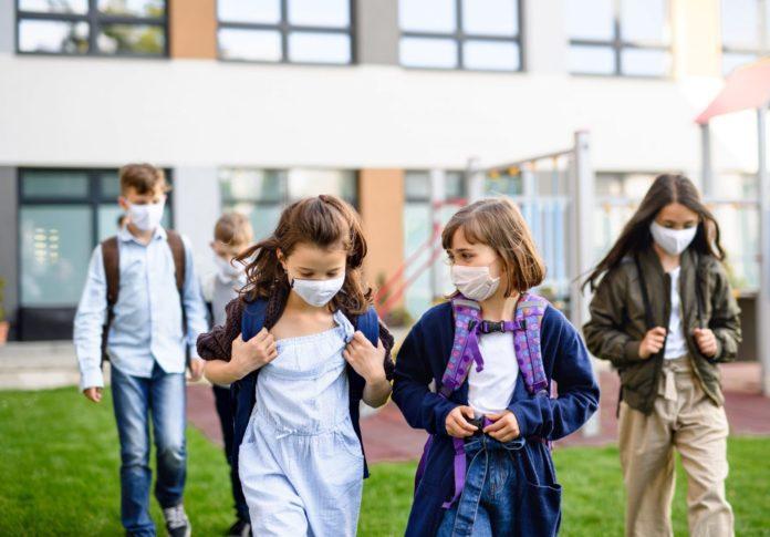 Коронавірус у дітей