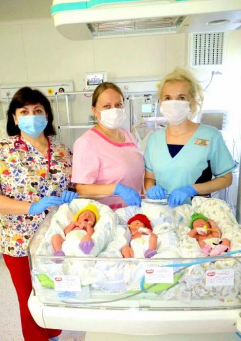 Персонал перенатального центра