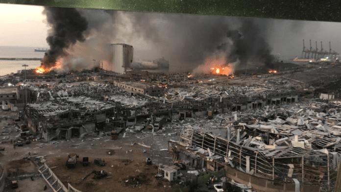 Столица Ливана - Бейрут
