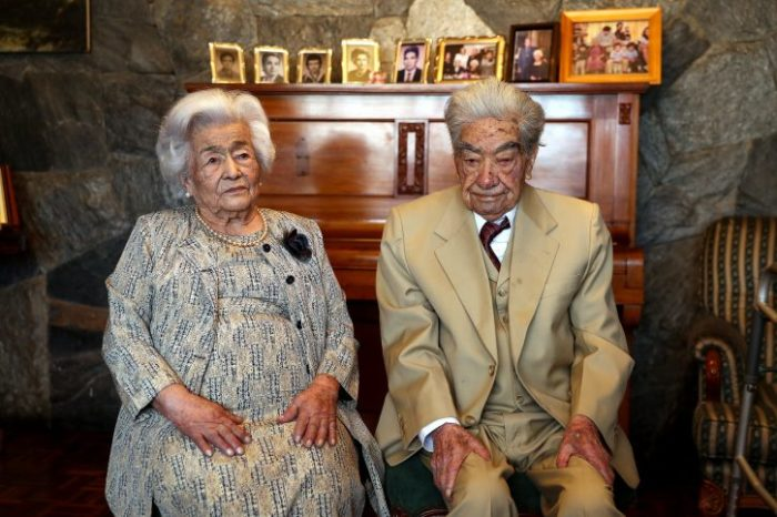 Найстарша подружня пара у світі