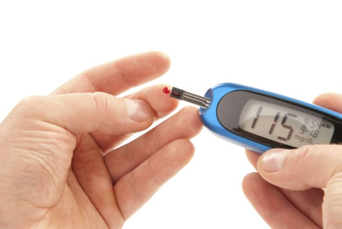 Измерение уровня глюкозы