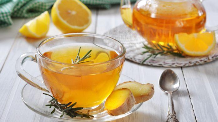 Імбірний чай