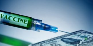 Цена коронавирусной вакцины