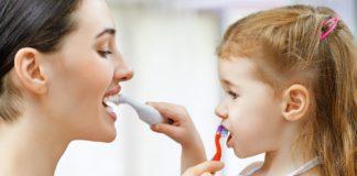 Щоденне чищення зубів
