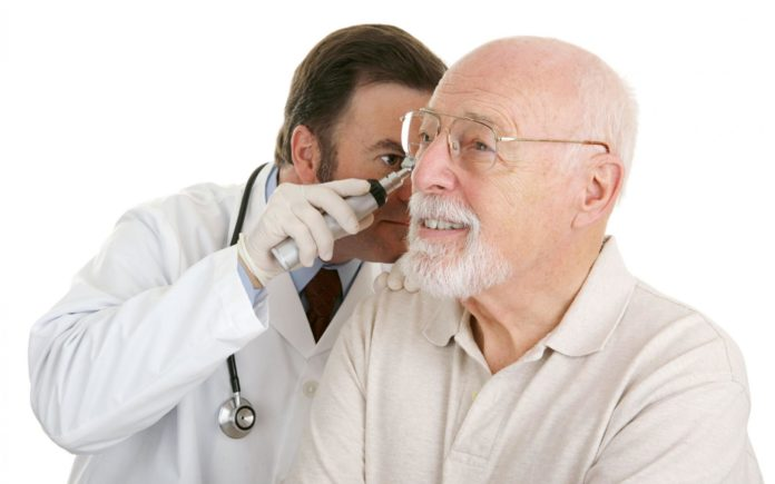 Огляд у лікаря