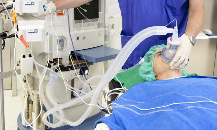 Ввод пациента под общий наркоз