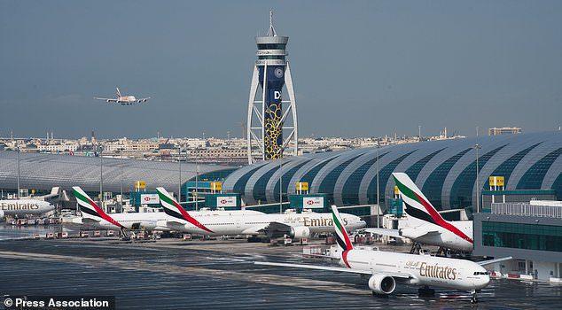 Дубайський міжнародний аеропорт