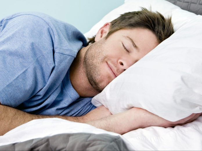 Натуральній продукти для сну