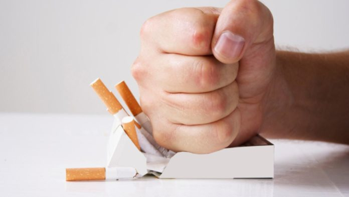 Уже спустя 20 минут без сигарет организм начнет очищаться