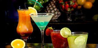 Фрукти, заборонені зі спиртним
