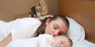 Під час спільного сну будьте максимально обережні