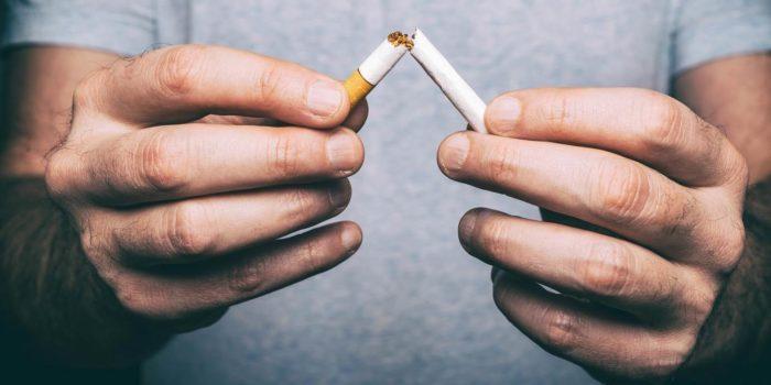 После отказа от курения организму станет легче