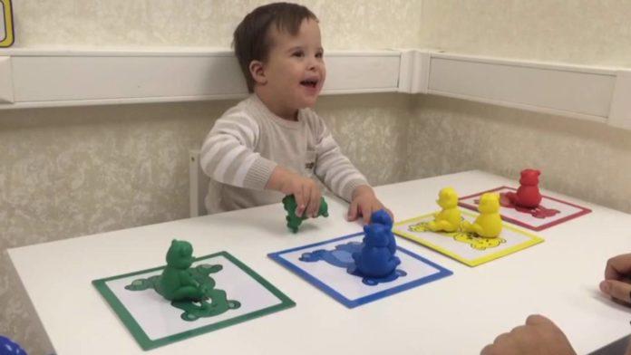 Ребёнок, больной синдромом Дауна