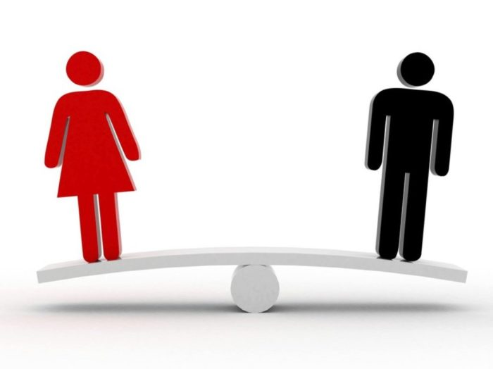 Чоловіки та жінки