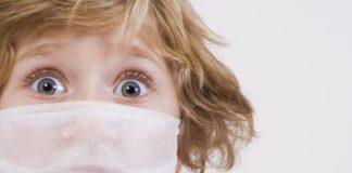 Дітям до 2 років маски носити не можна