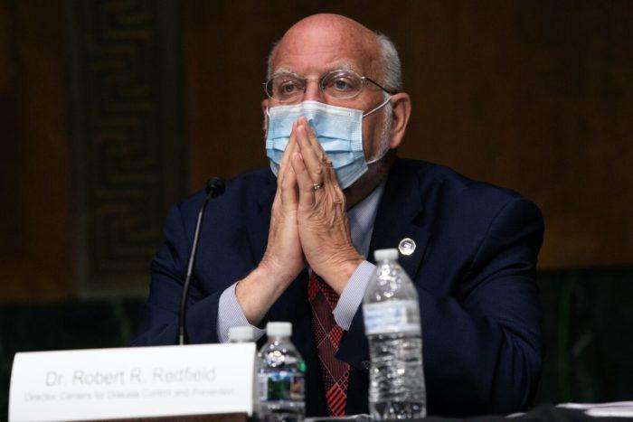 Роберт Редфи, глава CDC
