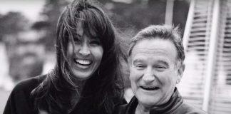 Робін Вільямс з дружиною