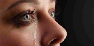Полегшення після плачу