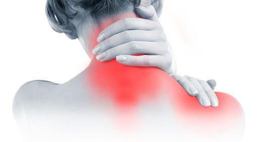 Боль в шее и плечах