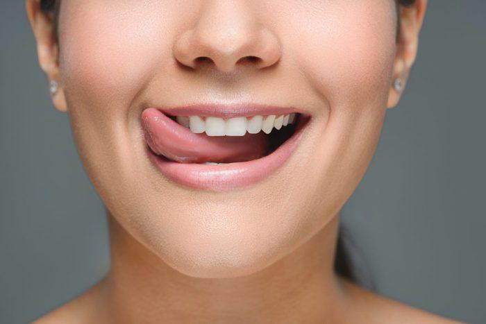 Свої натуральні зуби